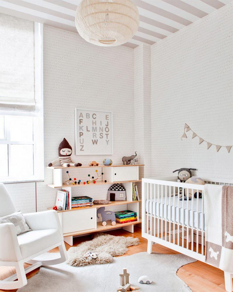 Dicas Para Montar O Quarto De Beb Em C Modo Pequeno ~ Decoração De Quarto De Bebe Em Apartamento Pequeno